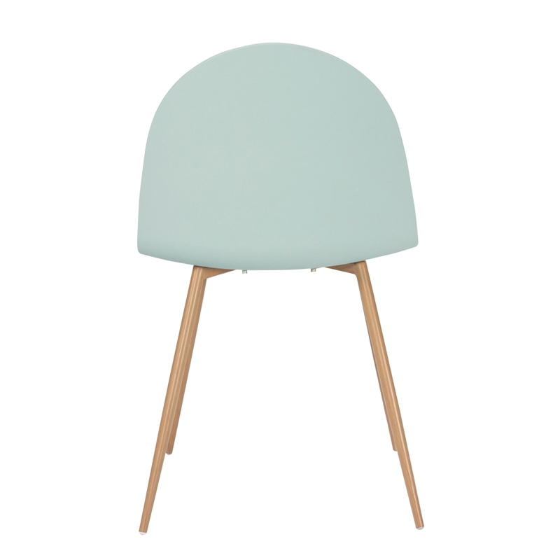 Ensemble de 4 Chaises Celadon NELLY