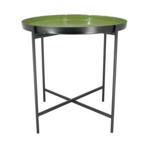 Table d'Appoint Verte MANAL