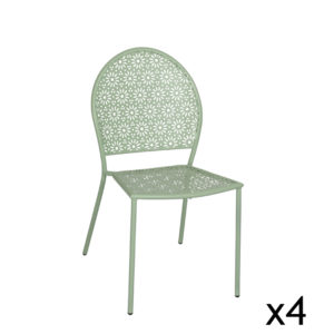 4 Chaises Vertes Ponza