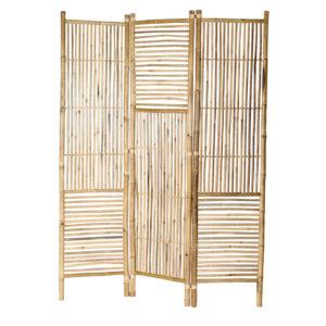Paravent en bambou naturel Bondi