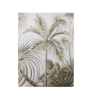 Litho Palmiers JUNGLE