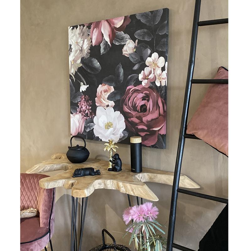 Litho Fleurs CAMELLIA Ambiance