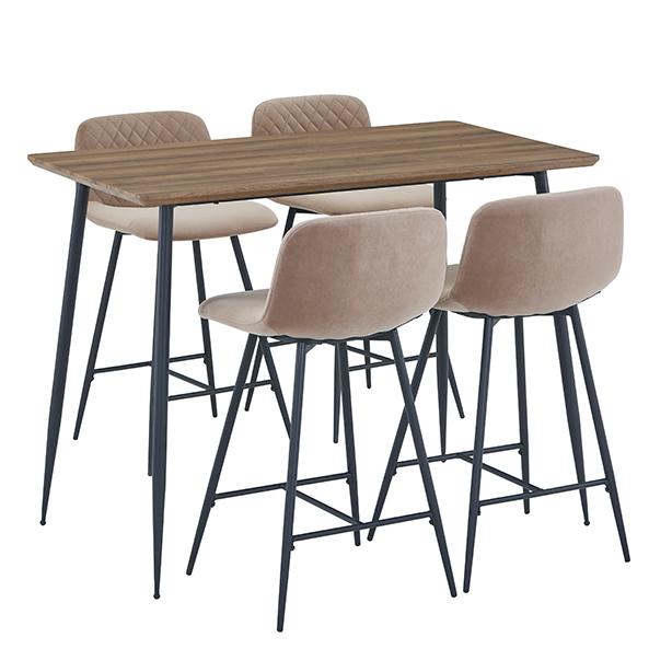 Ensemble Table et Chaises COBRA