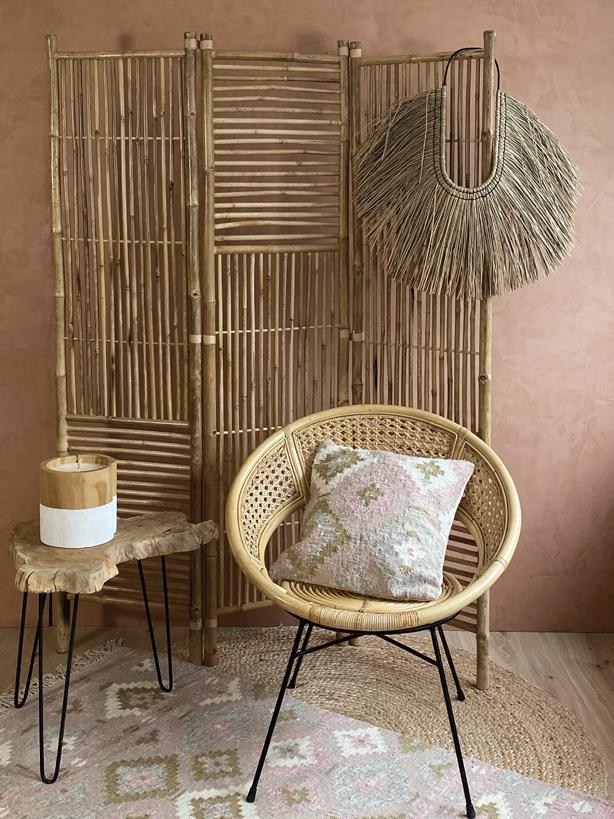 Paravent en Bambou BONDI Ambiance
